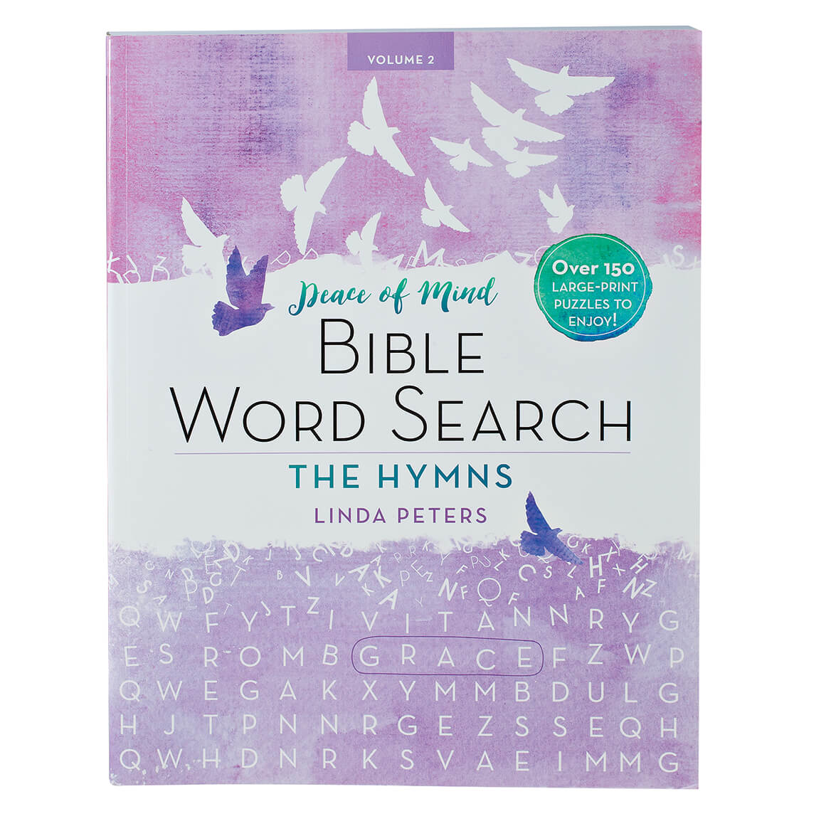 Peace of Mind Bible Word Search The Hymns-366325