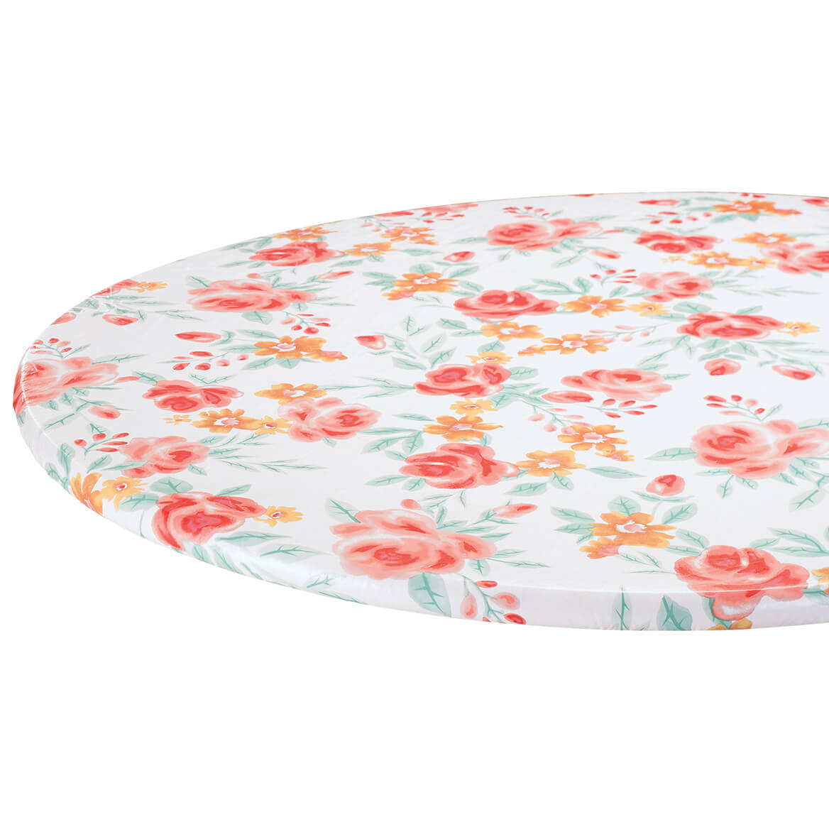 Watercolor Vinyl Elasticized Tablecover by HomeStyle Kitche-366971