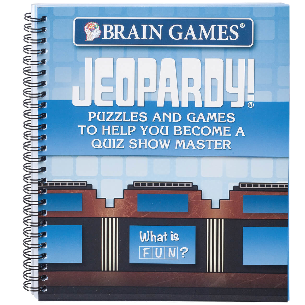 Brain Games Jeopardy