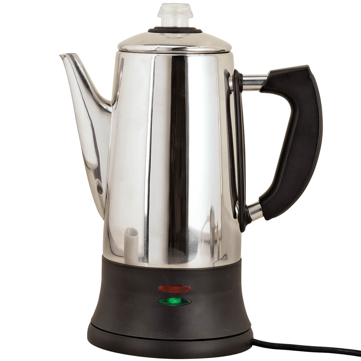 12 Cup Stainless Steel Coffee Percolator by Home Marketplace-367507