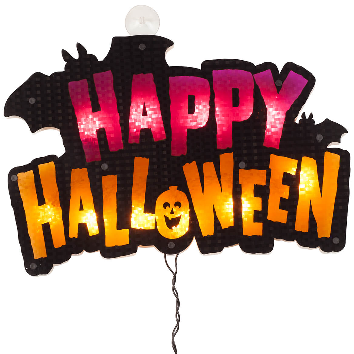 Happy Halloween Shimmer Light-367618