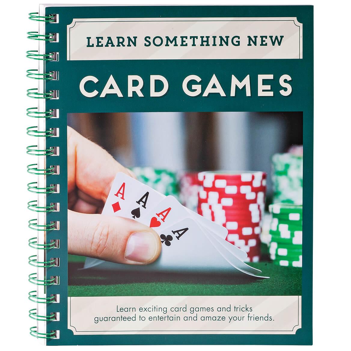card game pad gambling game crossword