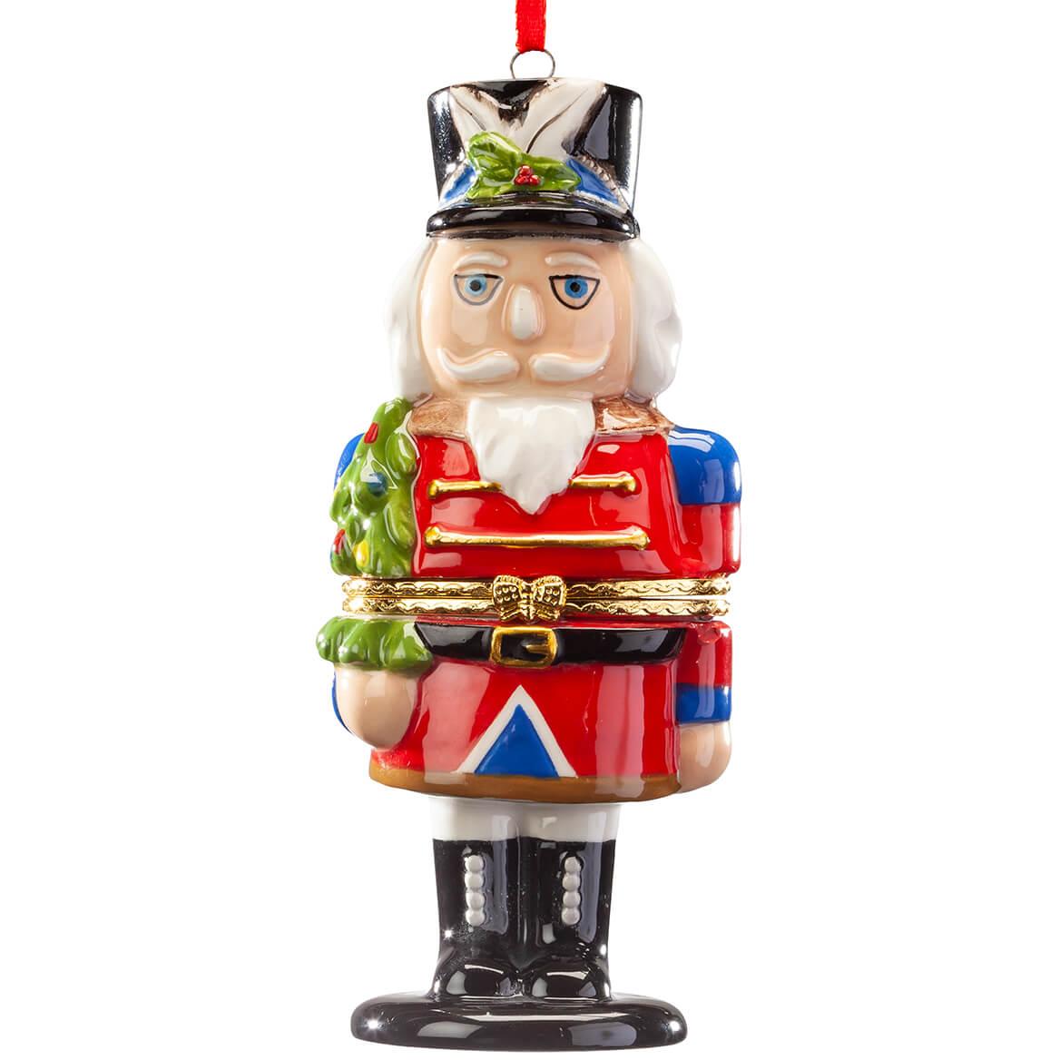 Nutcracker Ornament Trinket Box-368109