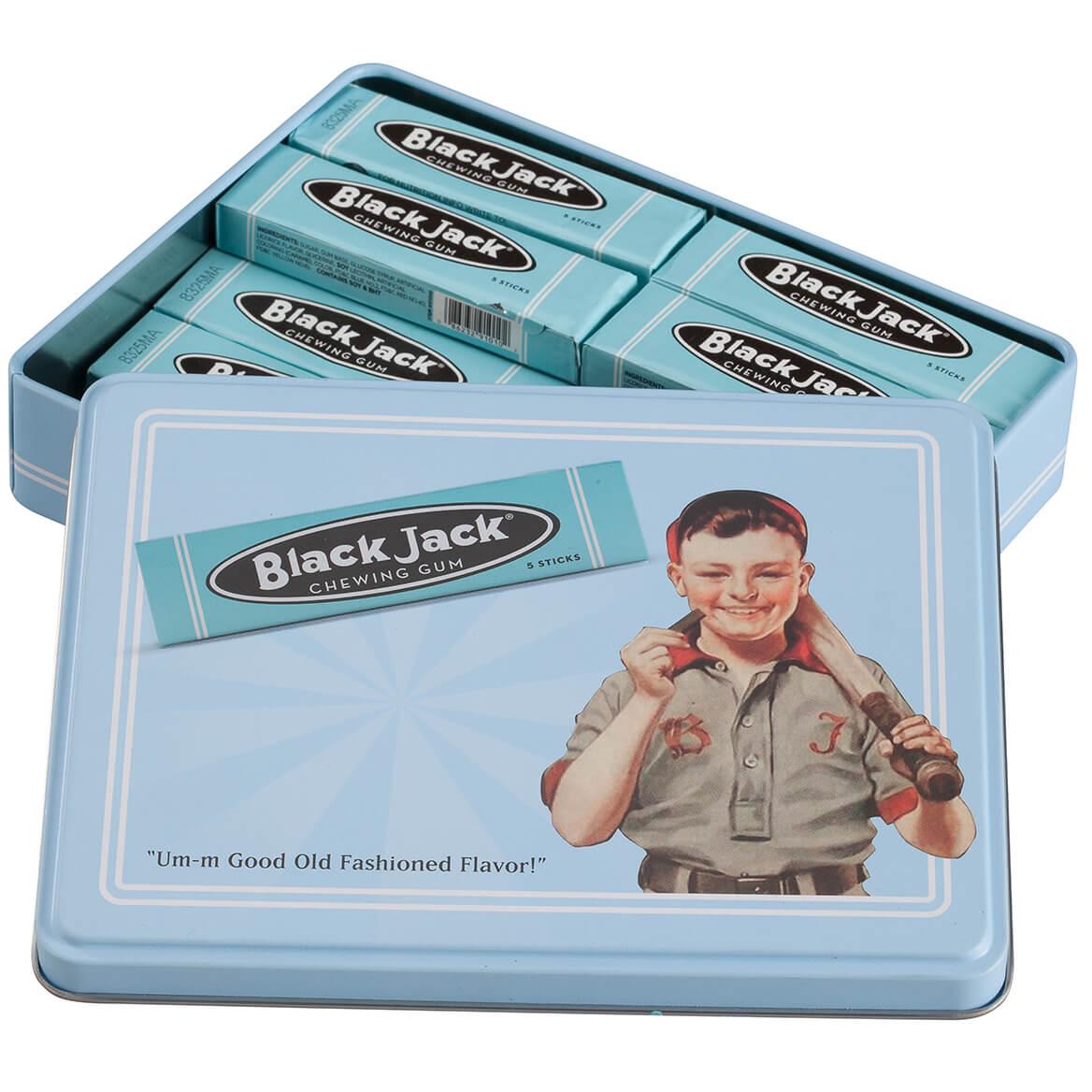 Black Jack® Chewing Gum Tin-368330