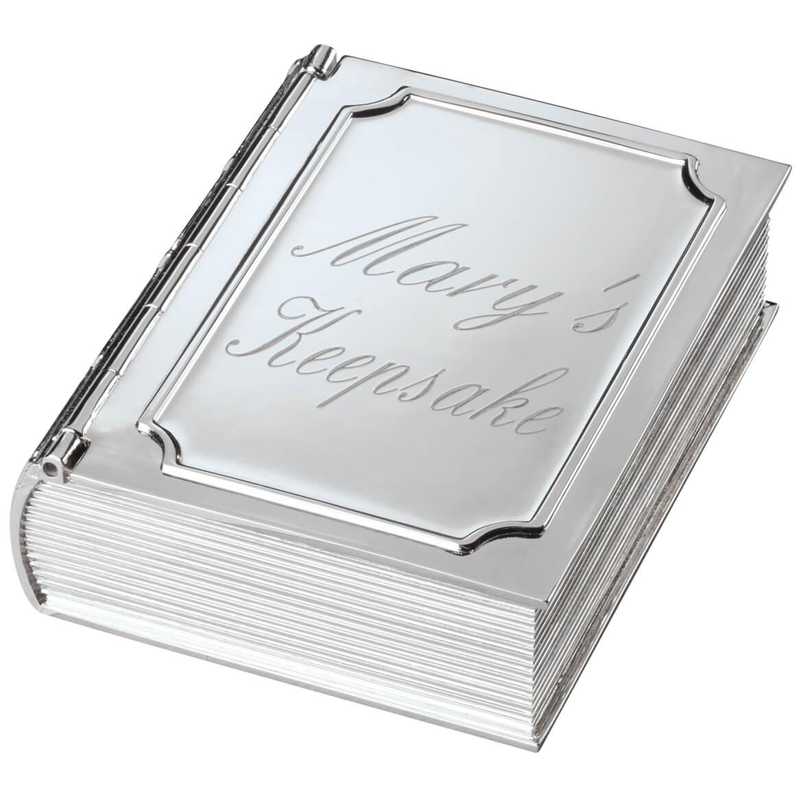 Personalized Book Keepsake Box-368576