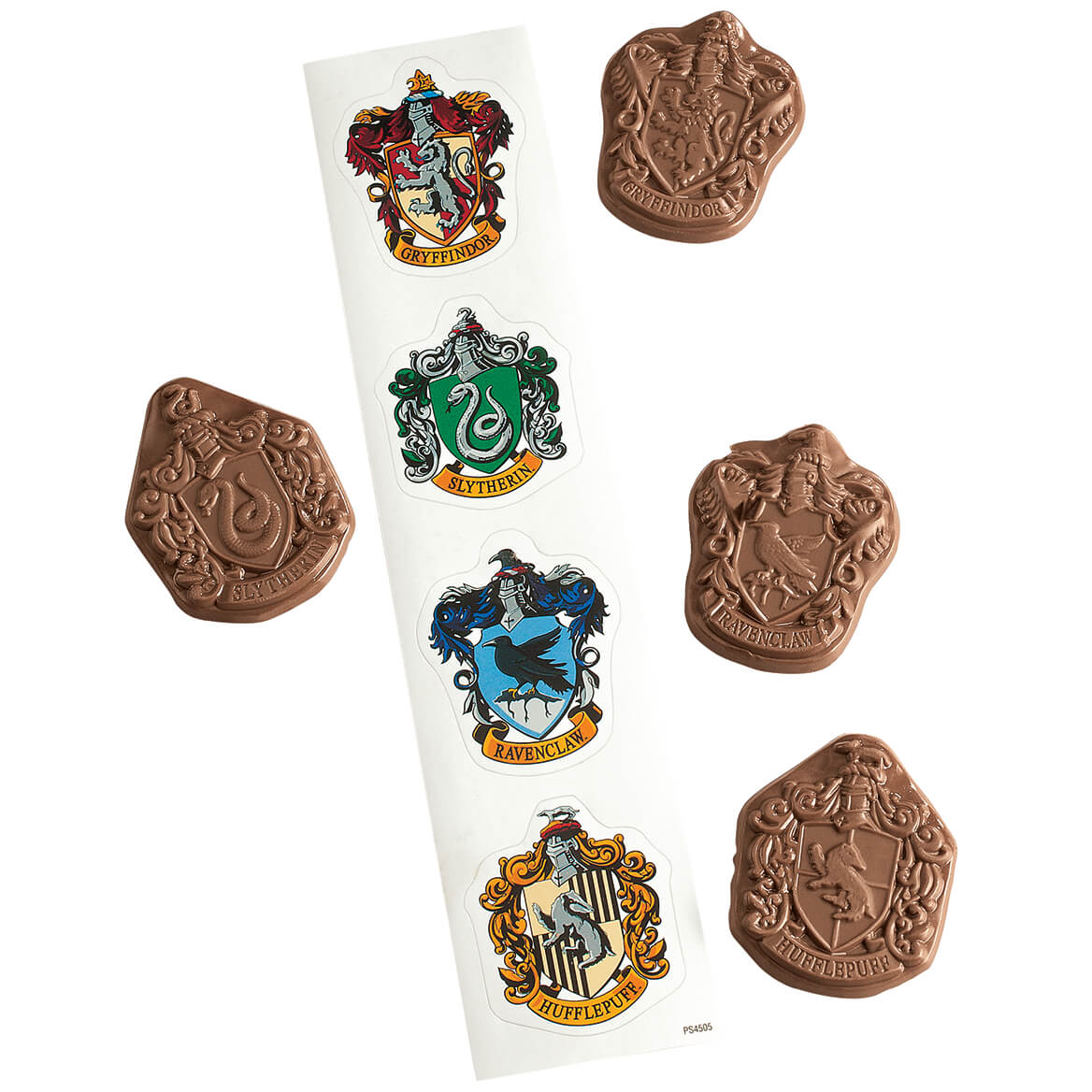 Jelly Belly® Harry Potter™ Chocolate Crests, 1 oz.-368610