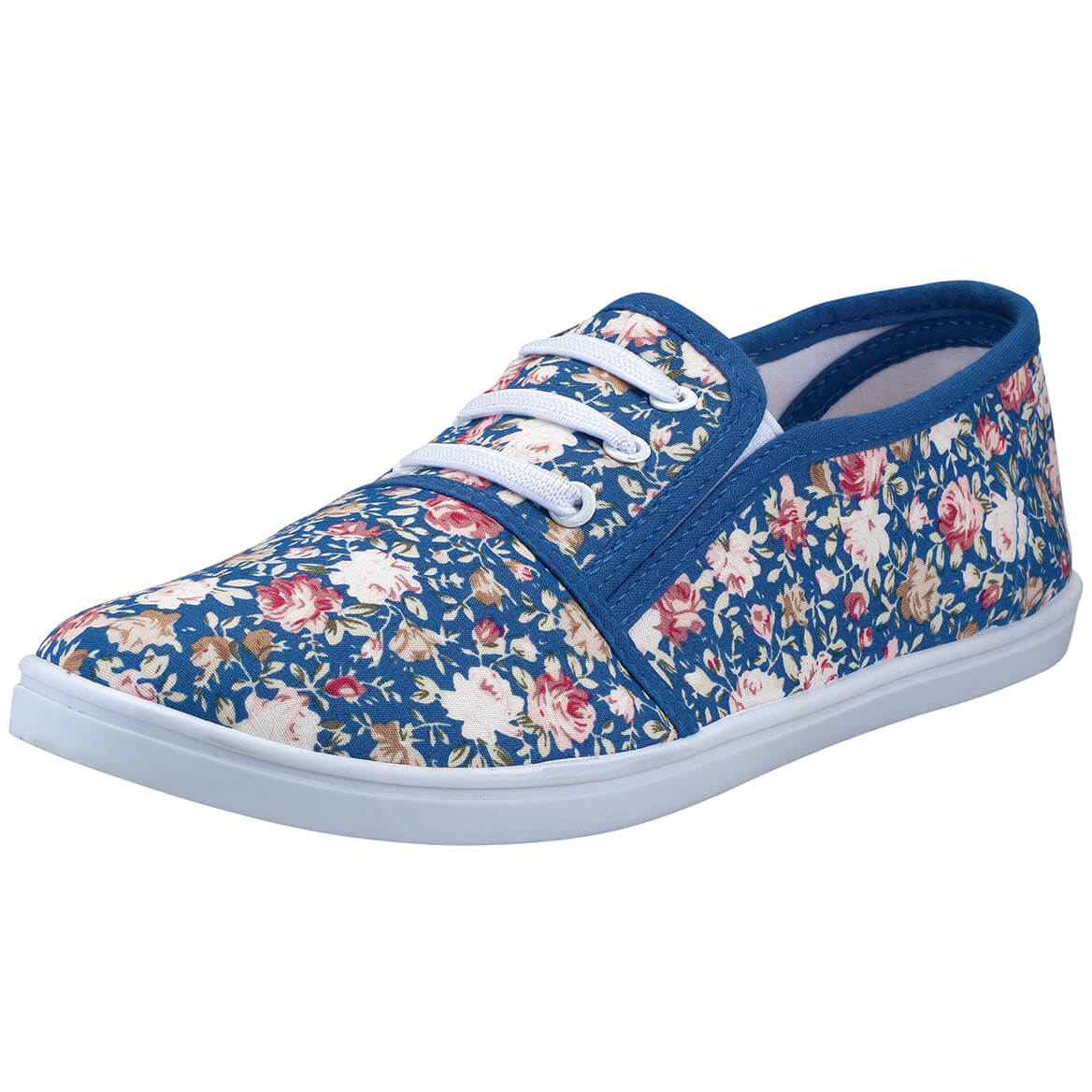 Easy Comforts Style™ Madeline Women's Canvas Oxford-369329