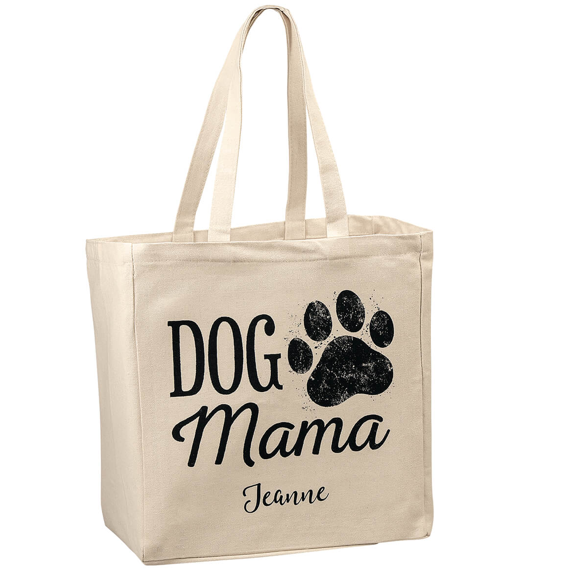 Personalized Dog Mom Tote-369350