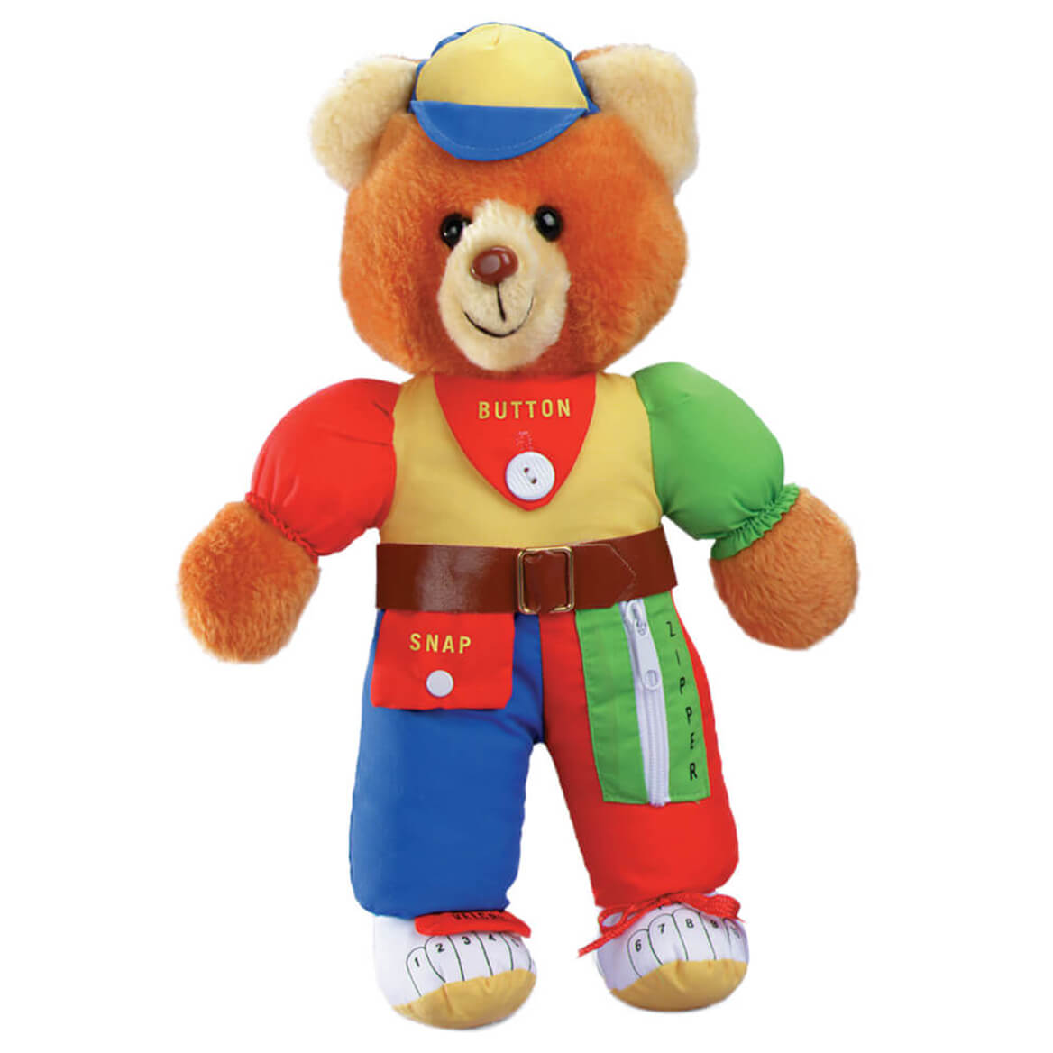 Talking Teaching Teddy Bear-369867