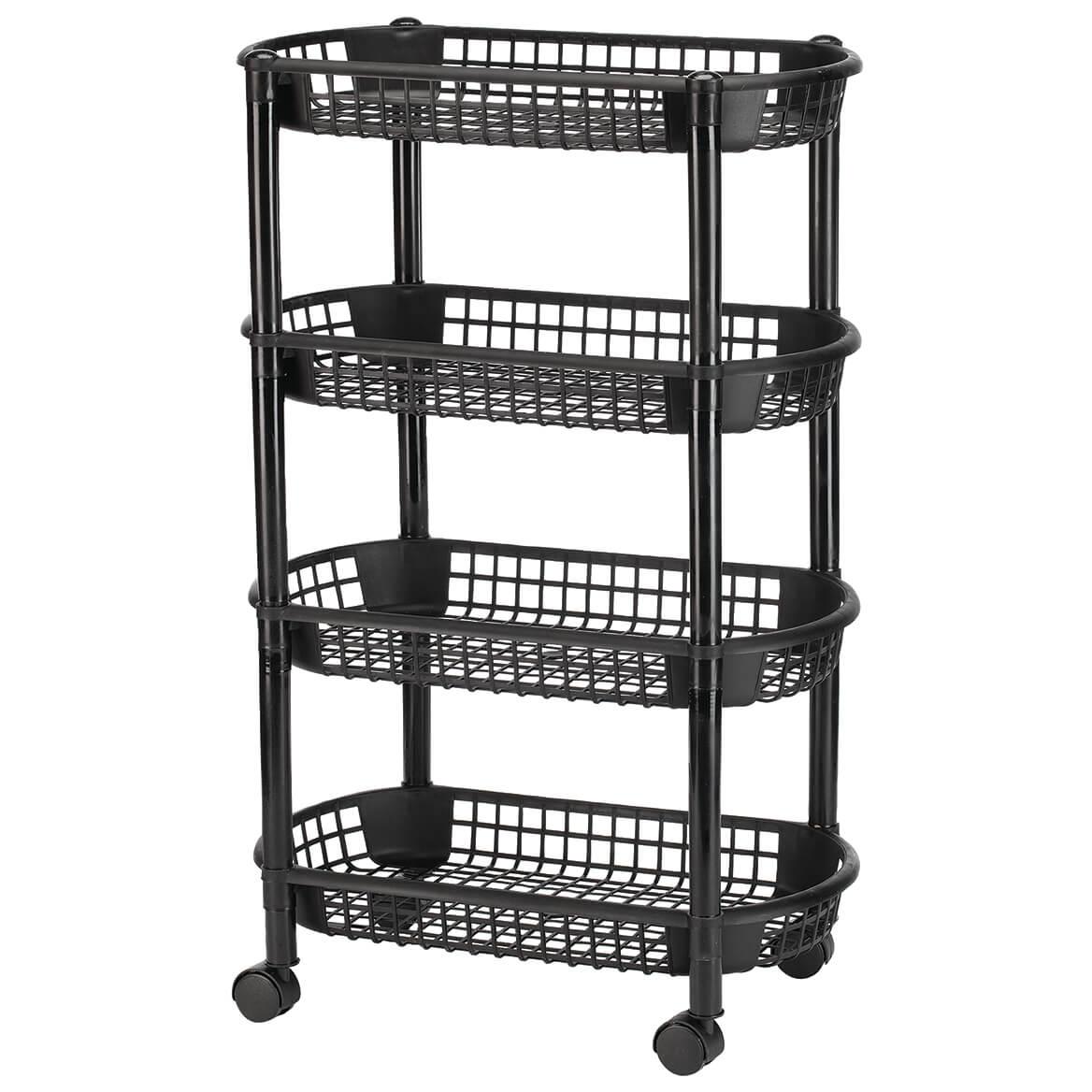 4-Tier Rolling Cart-369963
