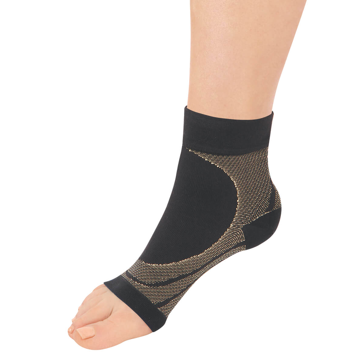 Copper Compression Ankle Support-370125
