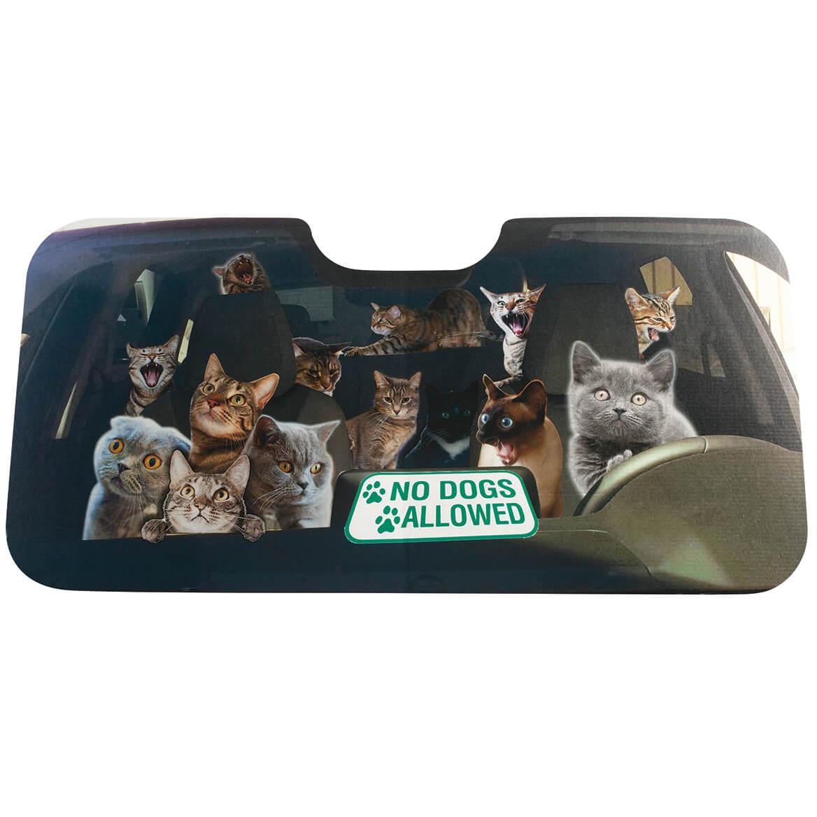 Animal Auto Sunshade-370704