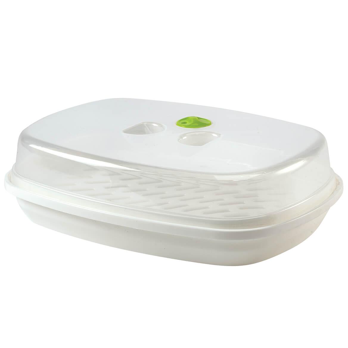 3 PC All Purpose Microwave Steamer-370740