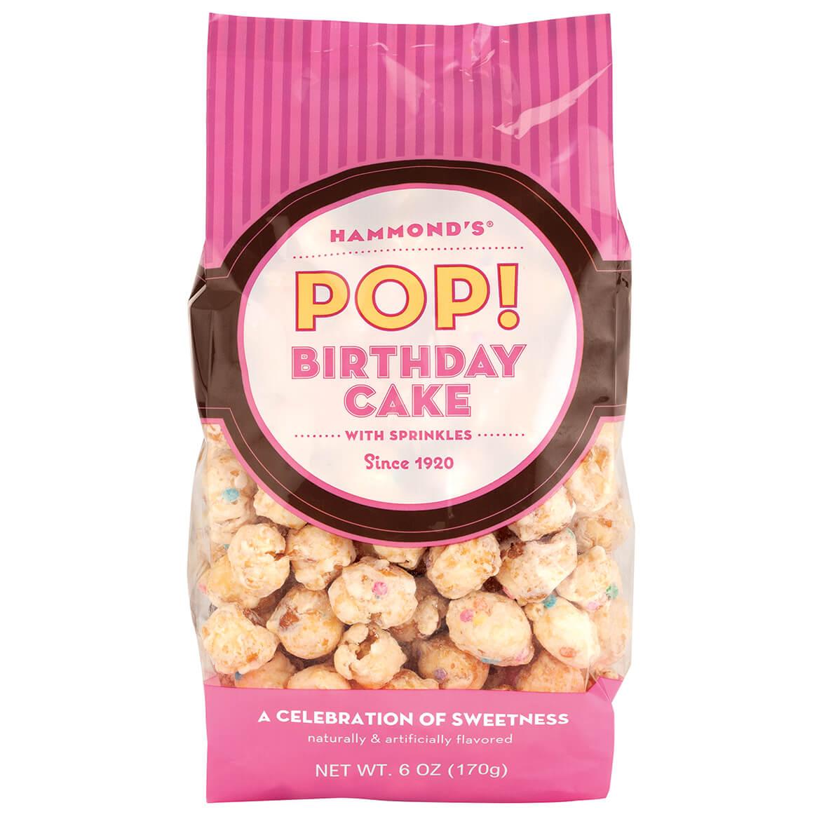 Hammonds® POP! Birthday Cake Popcorn, 6oz.-370782