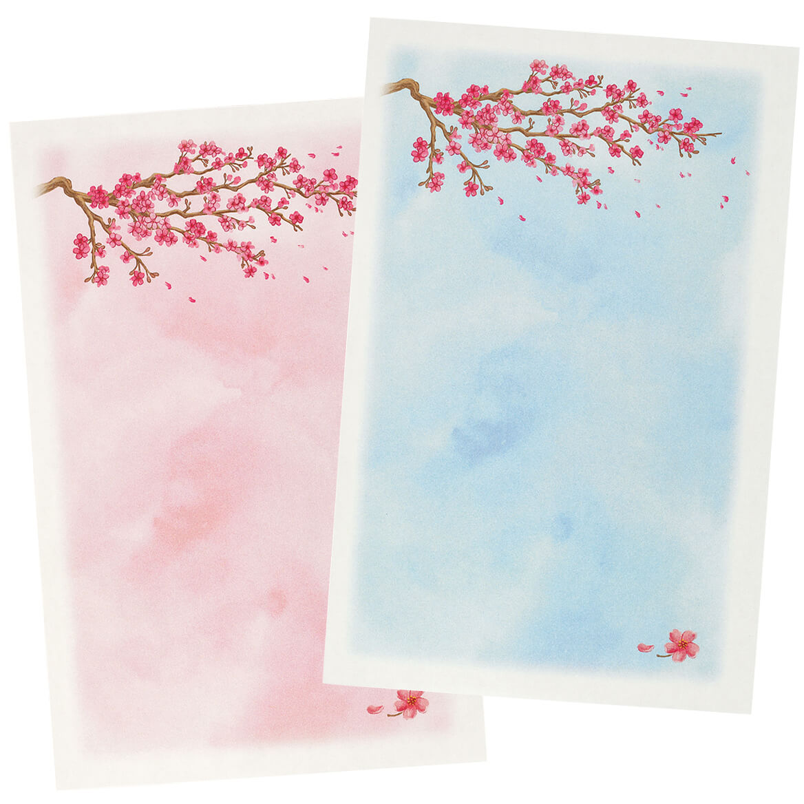 Blossoms Stationery Set-370821