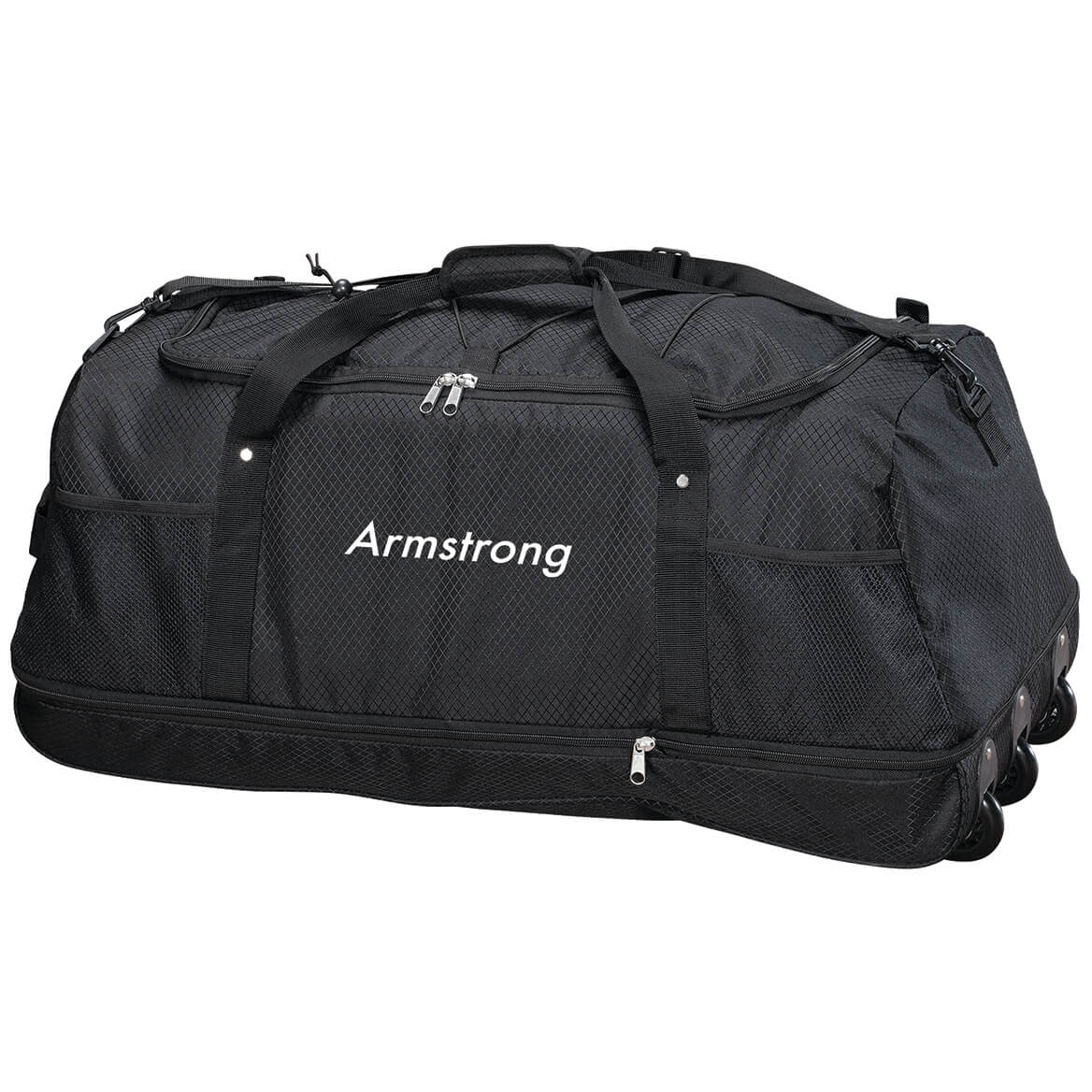 Personalized 31 Inch Rolling Duffle Bag-370883