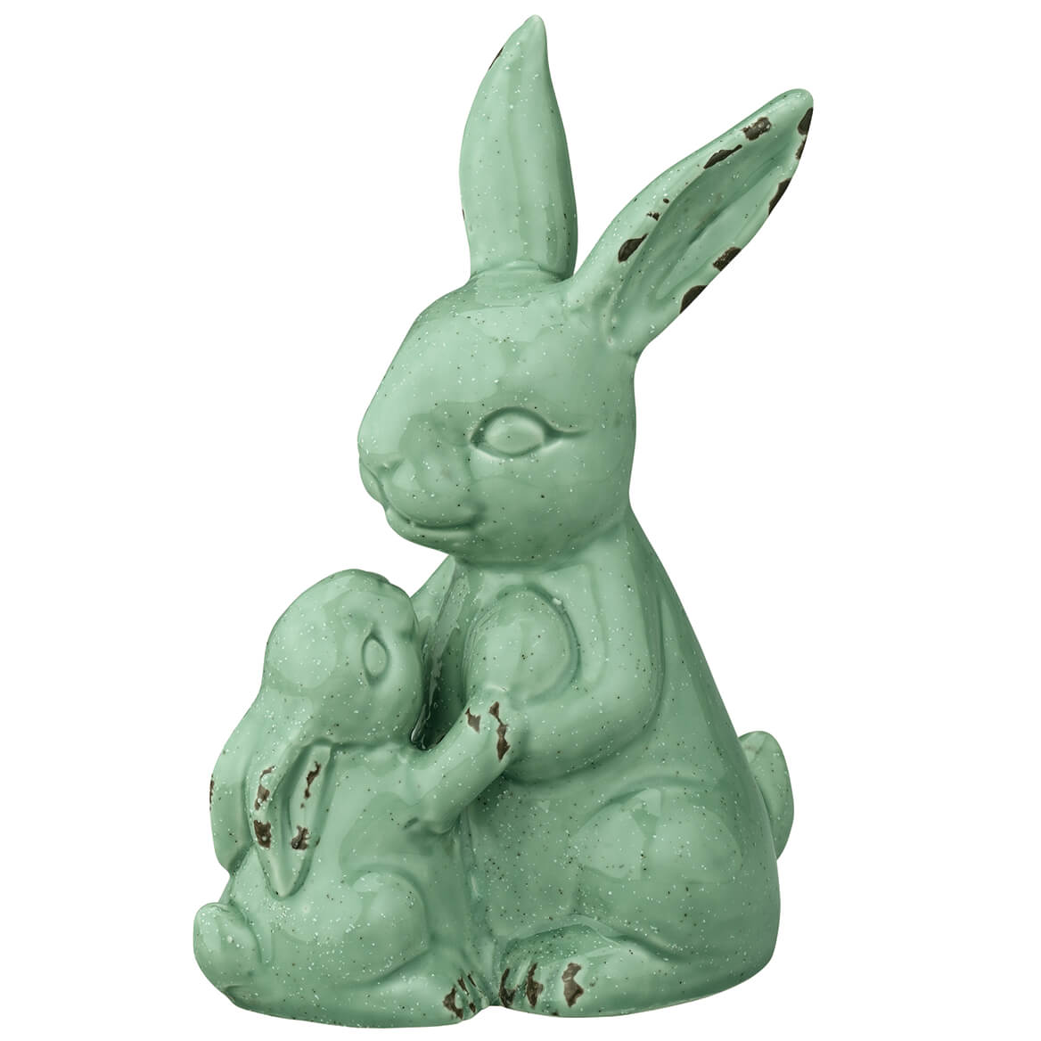 Hugs Bunny Ceramic Decoration-371034