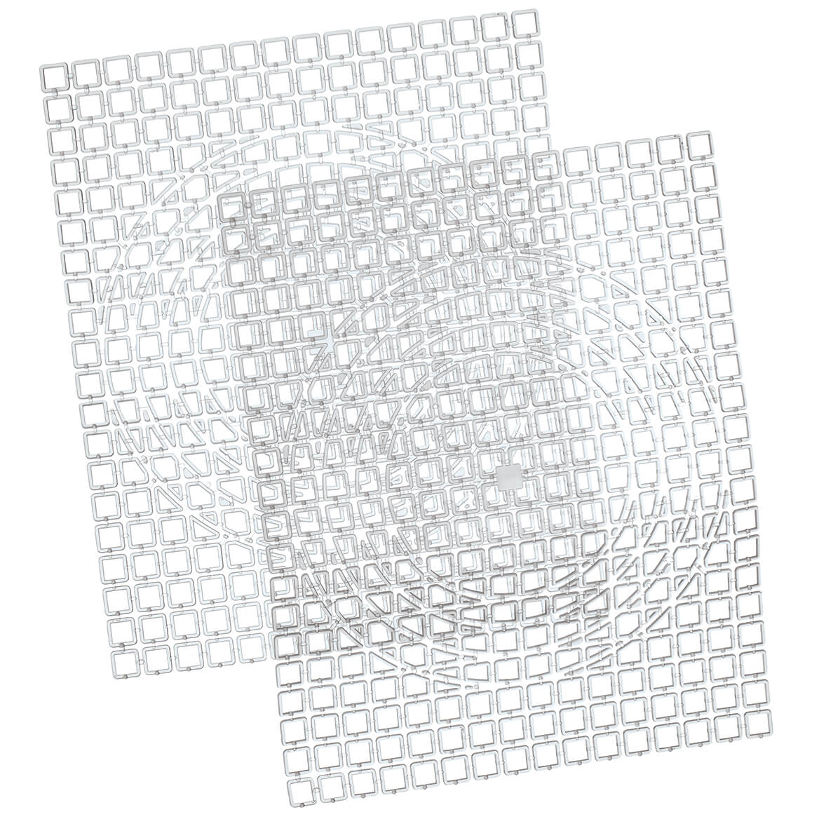 Cut to Size Sink Mats, Set of 2-371098