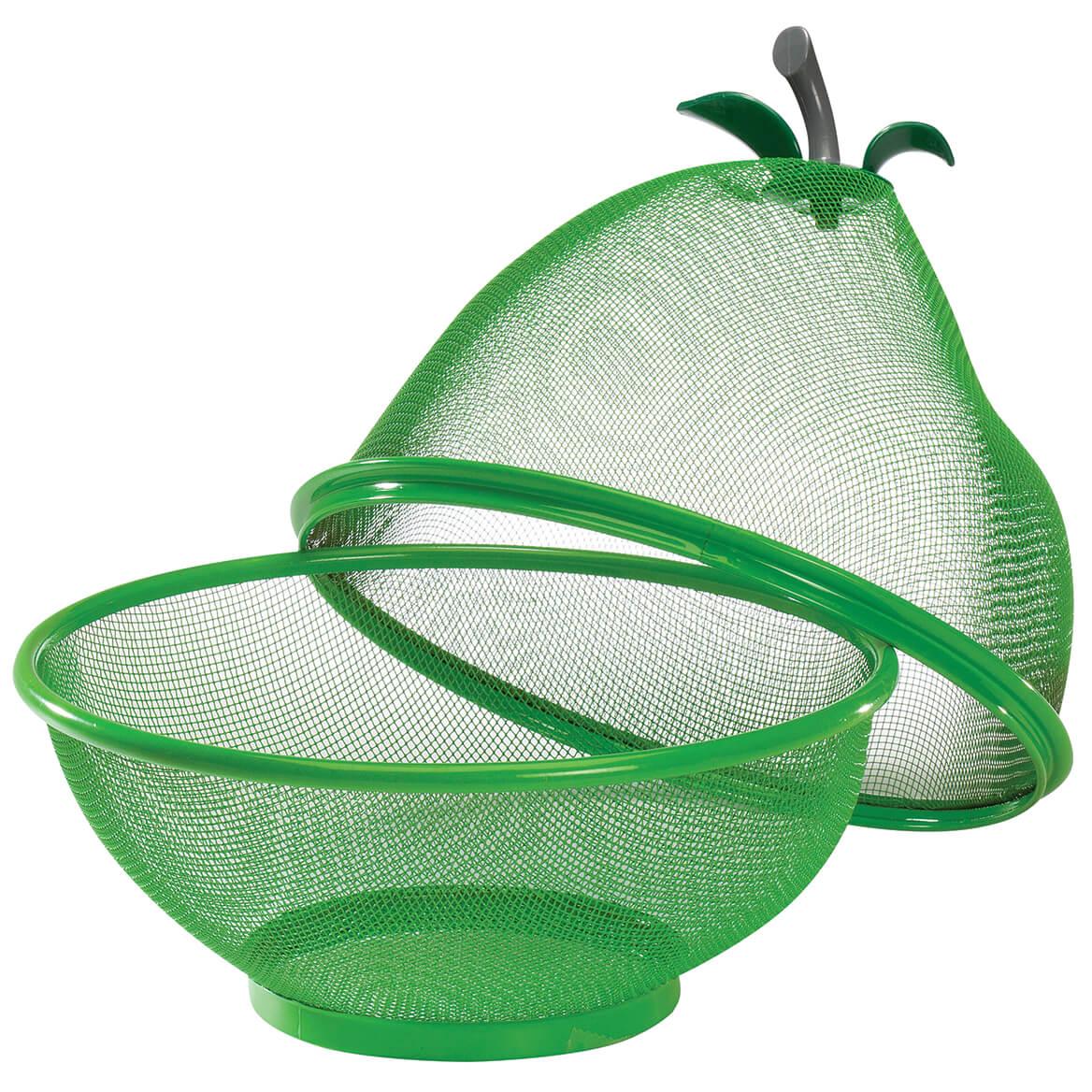 Pear Shaped Fruit Basket-371129
