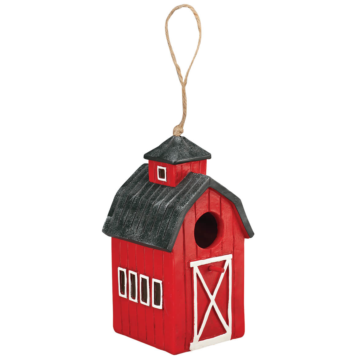 Resin Barn Birdhouse by Fox River™ Creations-371203