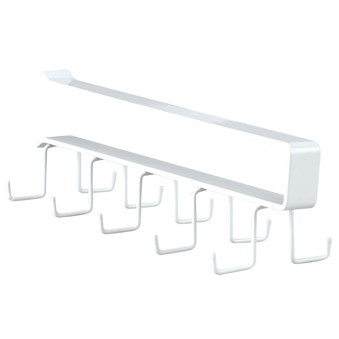 White Cupboard Cup Hanger-371278