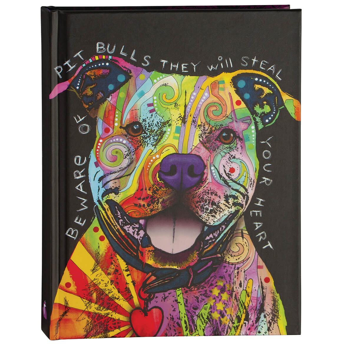 Dean Russo Pit Bull Journal-371524