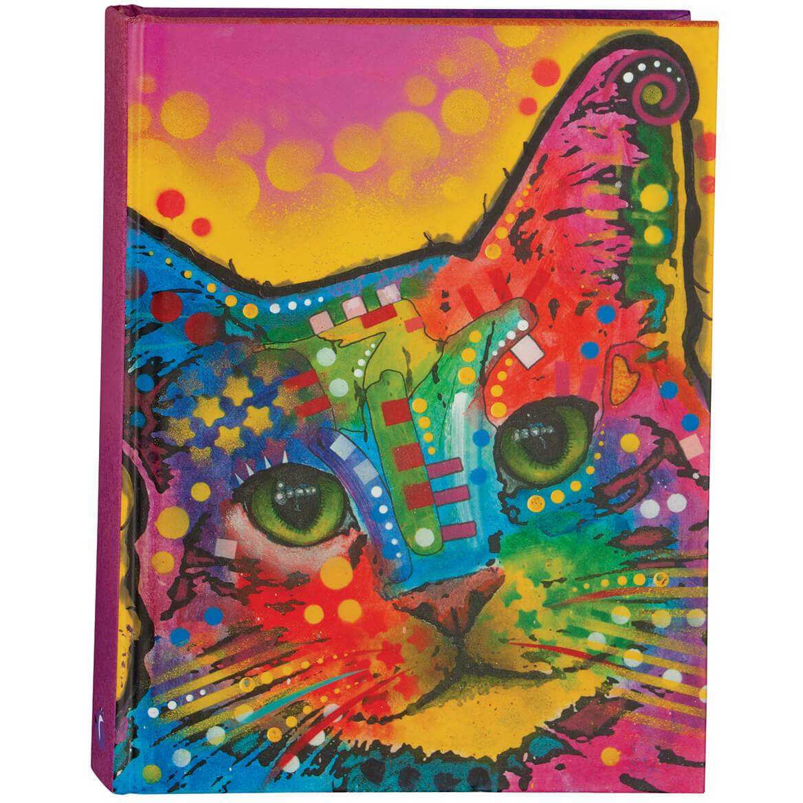 Dean Russo Tilted Head Cat Journal-371642