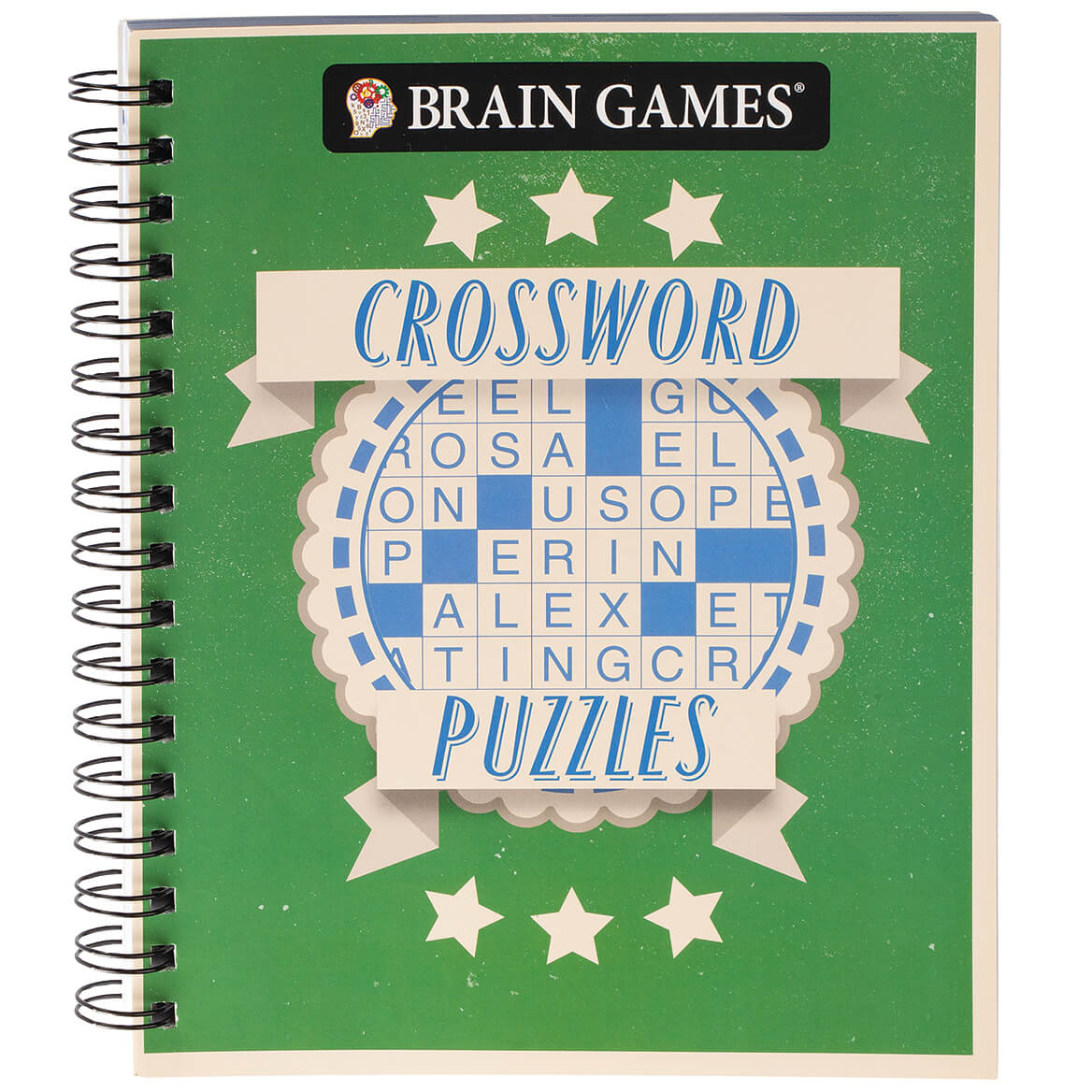 Brain Games® Star Banner Crossword Puzzles-371701