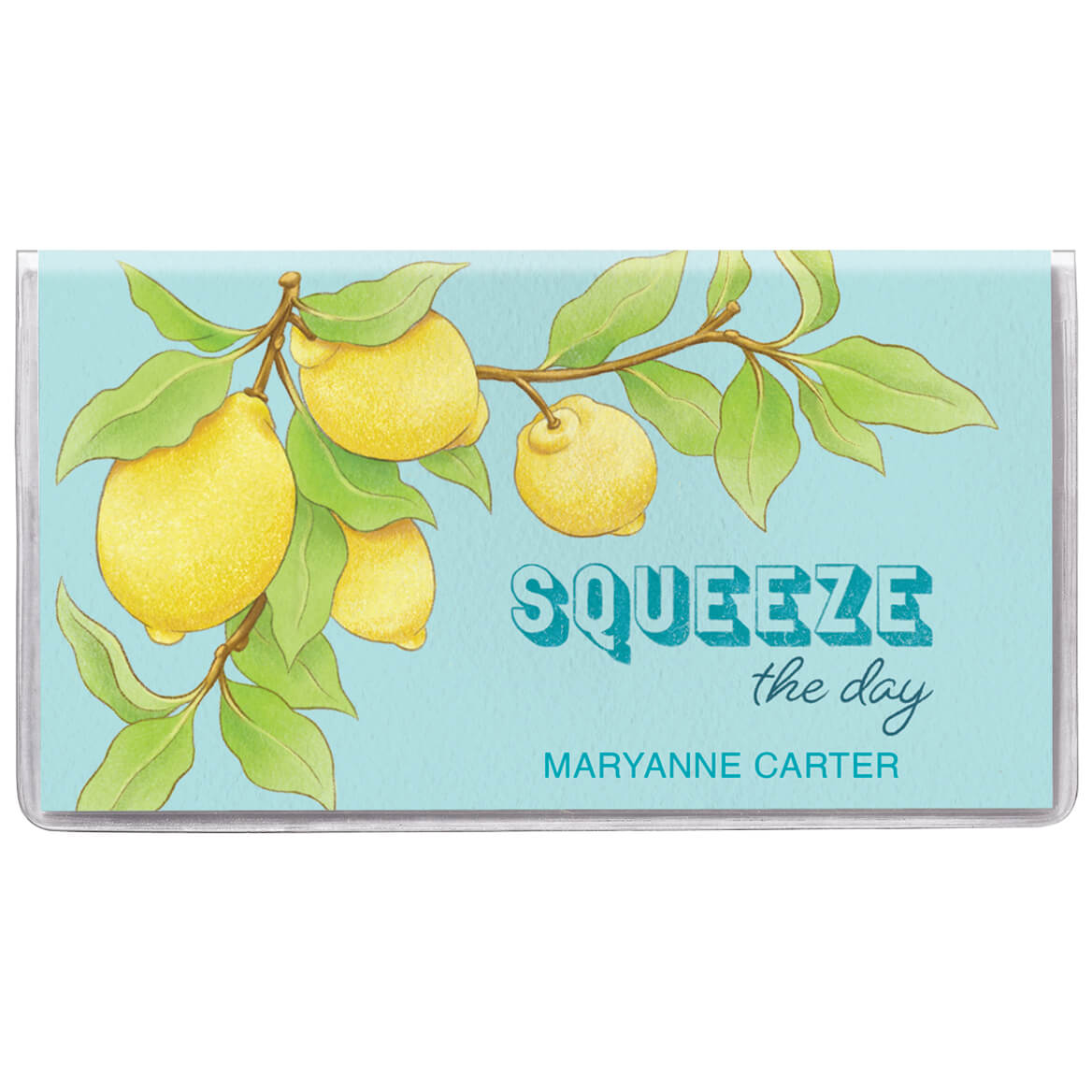 Personalized 2 Year Planner Squeeze the Day-371739