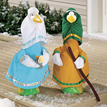 Nativity Goose Outfits