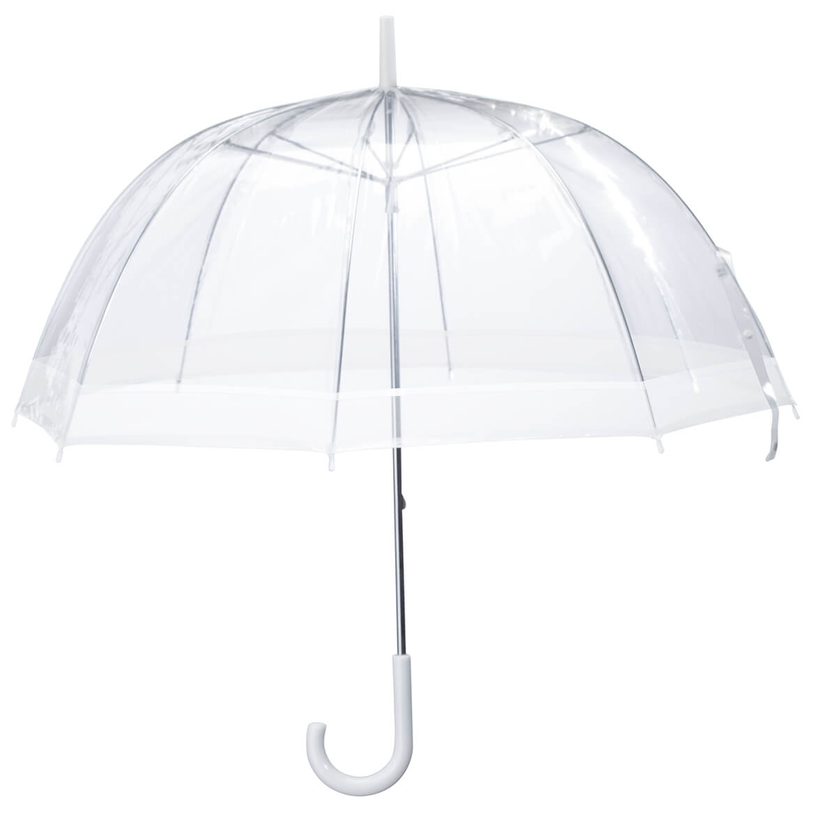 Clear Dome Umbrella Clear 840853105817 Ebay
