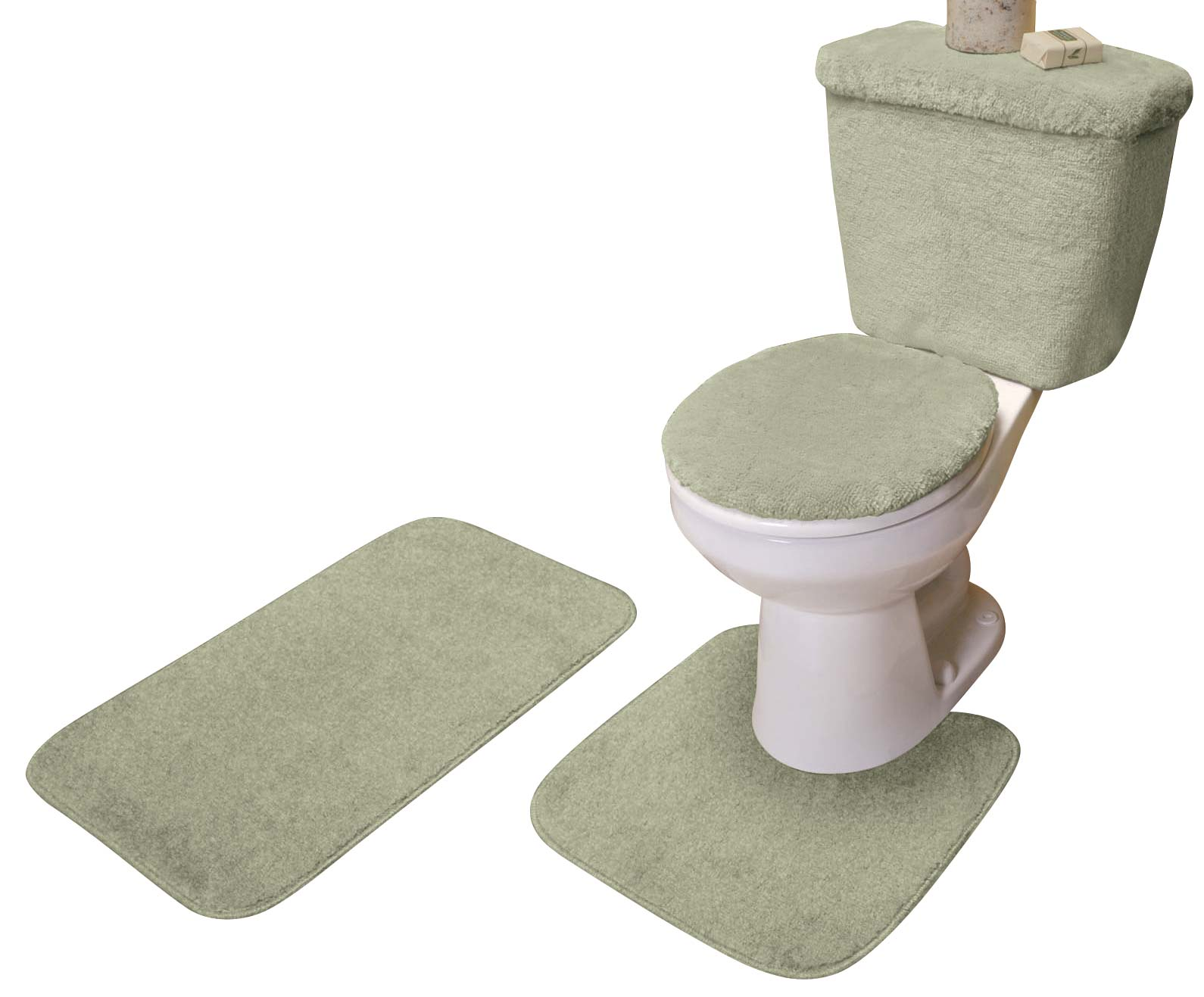 5 piece bath set by miles kimball ebay