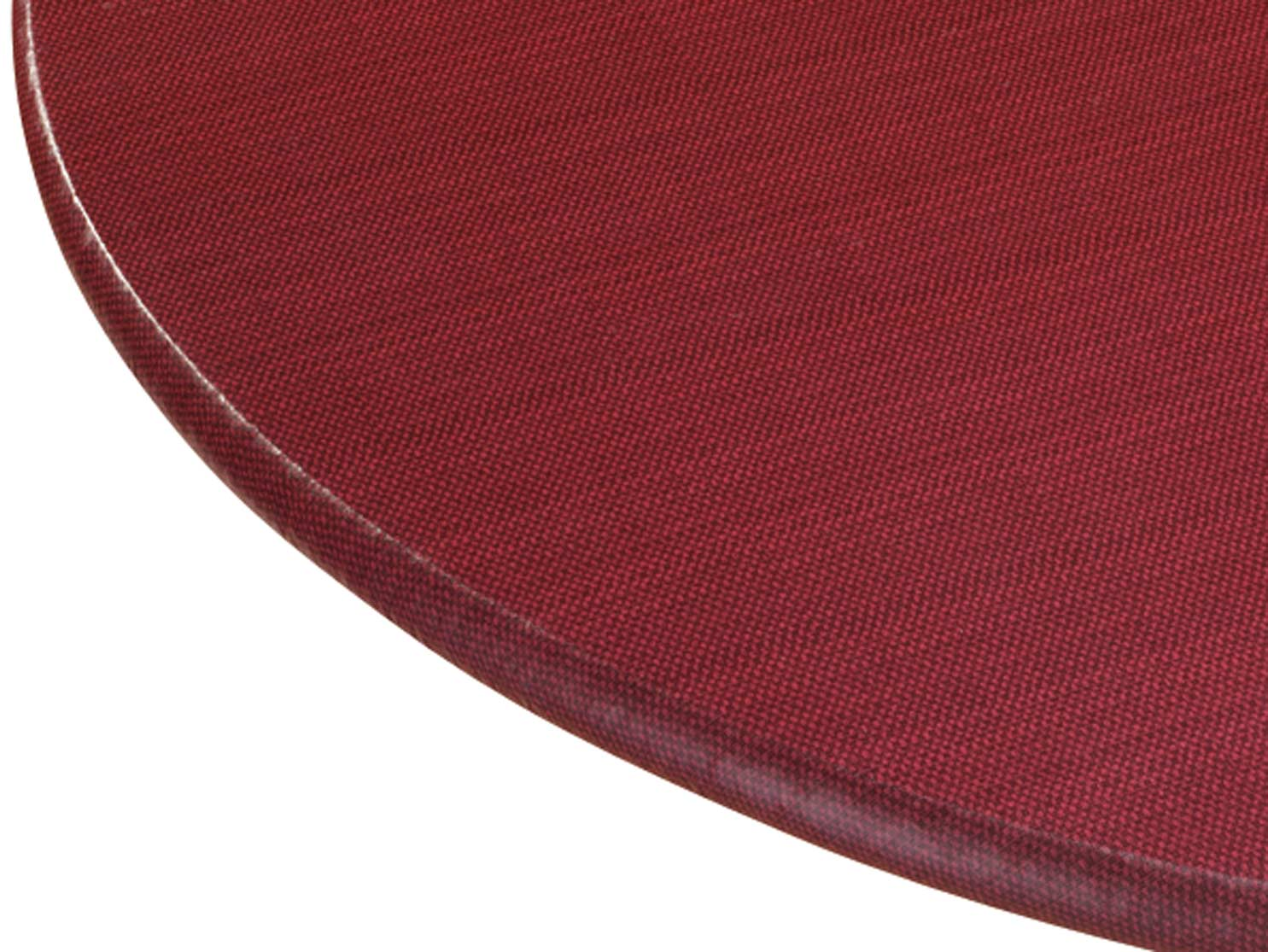 Miles Kimball Classic Weave Vinyl Elasticized Fitted Table Cover