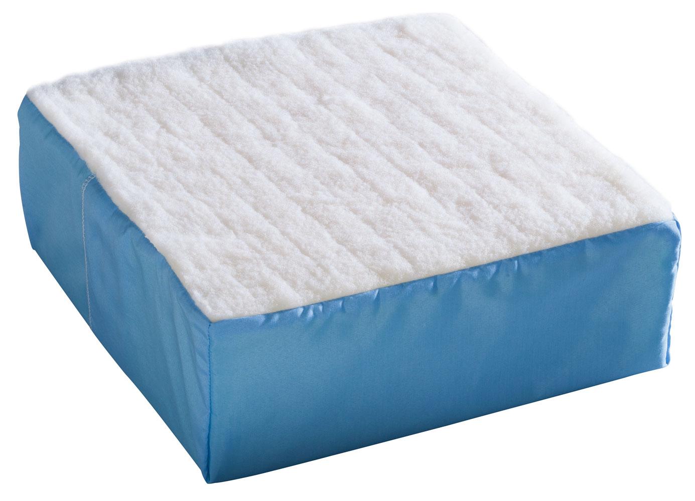 Premium 5 Inch Gel Foam Fleece Seat Cushion Orthopedic