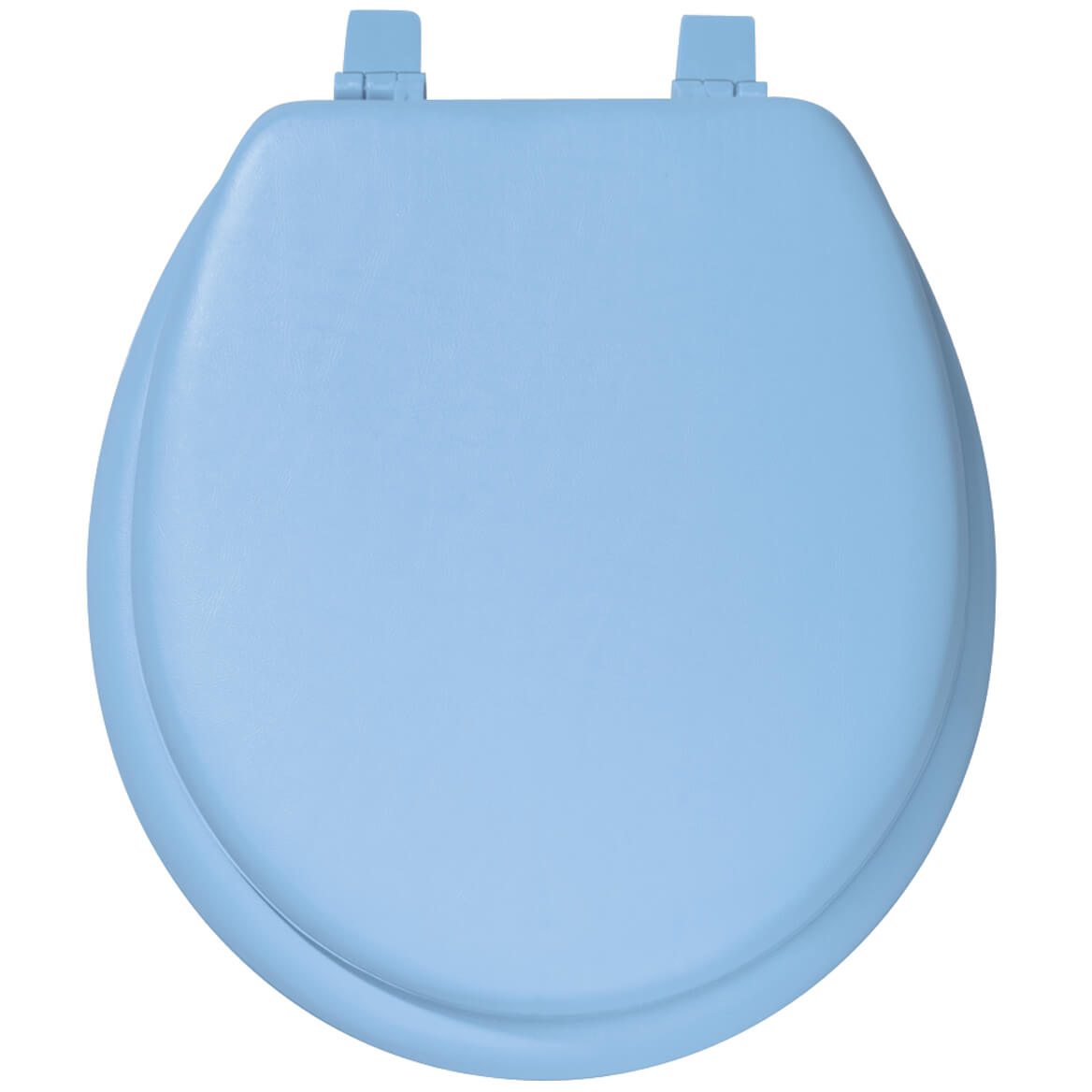 Excellent Details About Padded Toilet Seat And Lid Blue Beatyapartments Chair Design Images Beatyapartmentscom