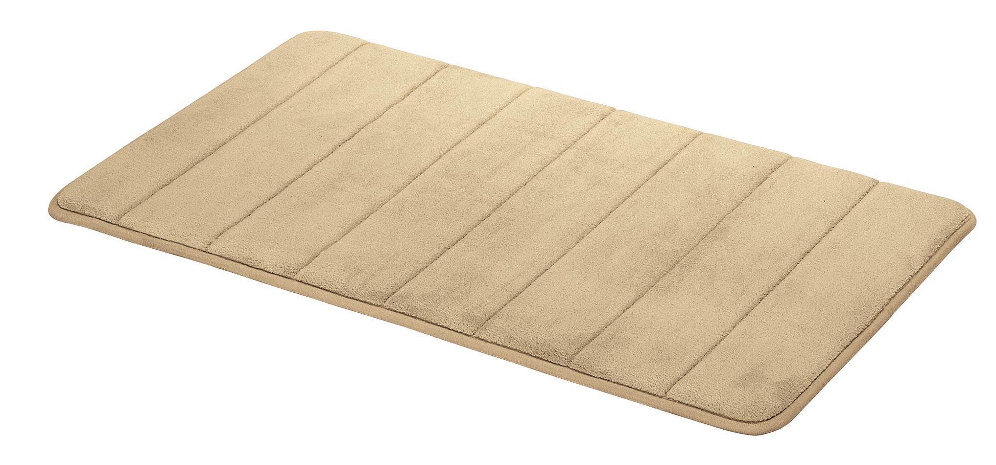 miles kimball microfiber memory foam bath mat ebay. Black Bedroom Furniture Sets. Home Design Ideas