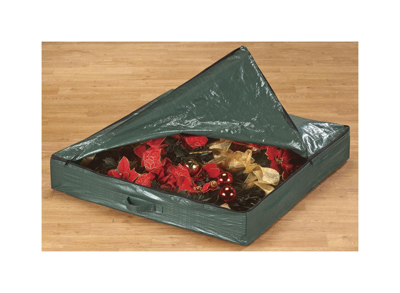 6 Foot Decorated Pop Up Tree Storage Bag 75139817713 Ebay