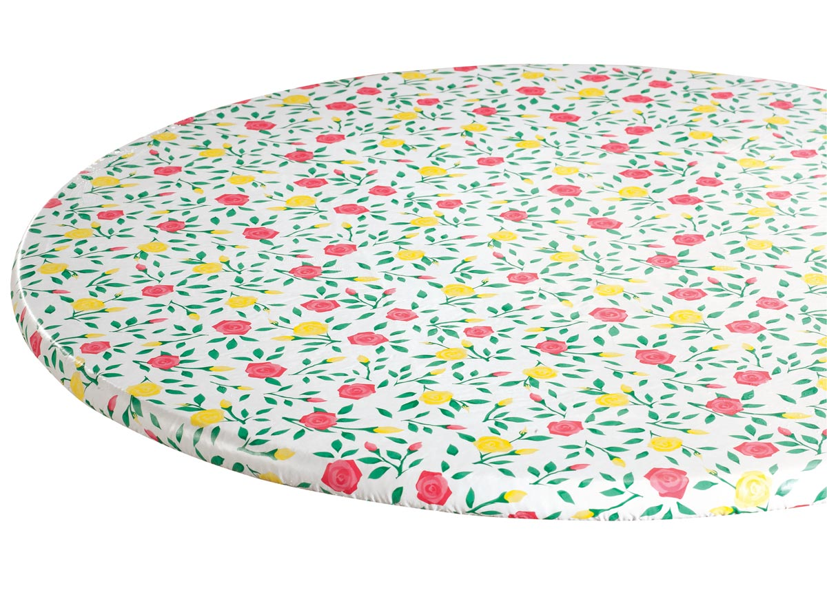 Buds N Blooms Vinyl Elasticized Table Cover Ebay