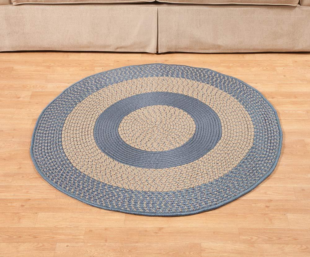 Oval Braided Rug by OakRidgeTM