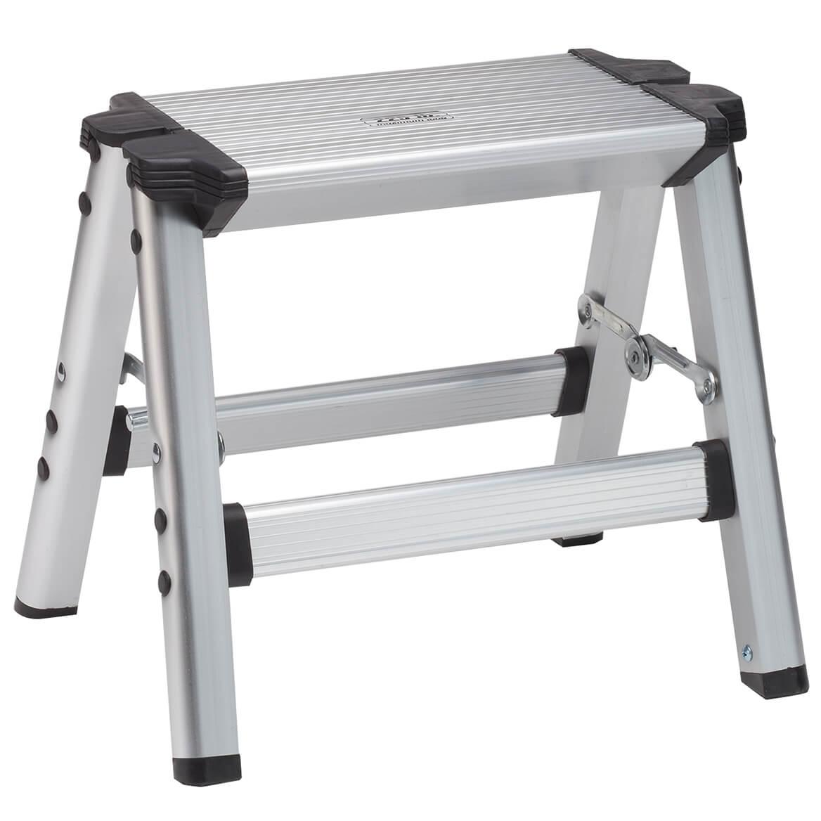 Heavy Duty Aluminum Step Stool Ebay