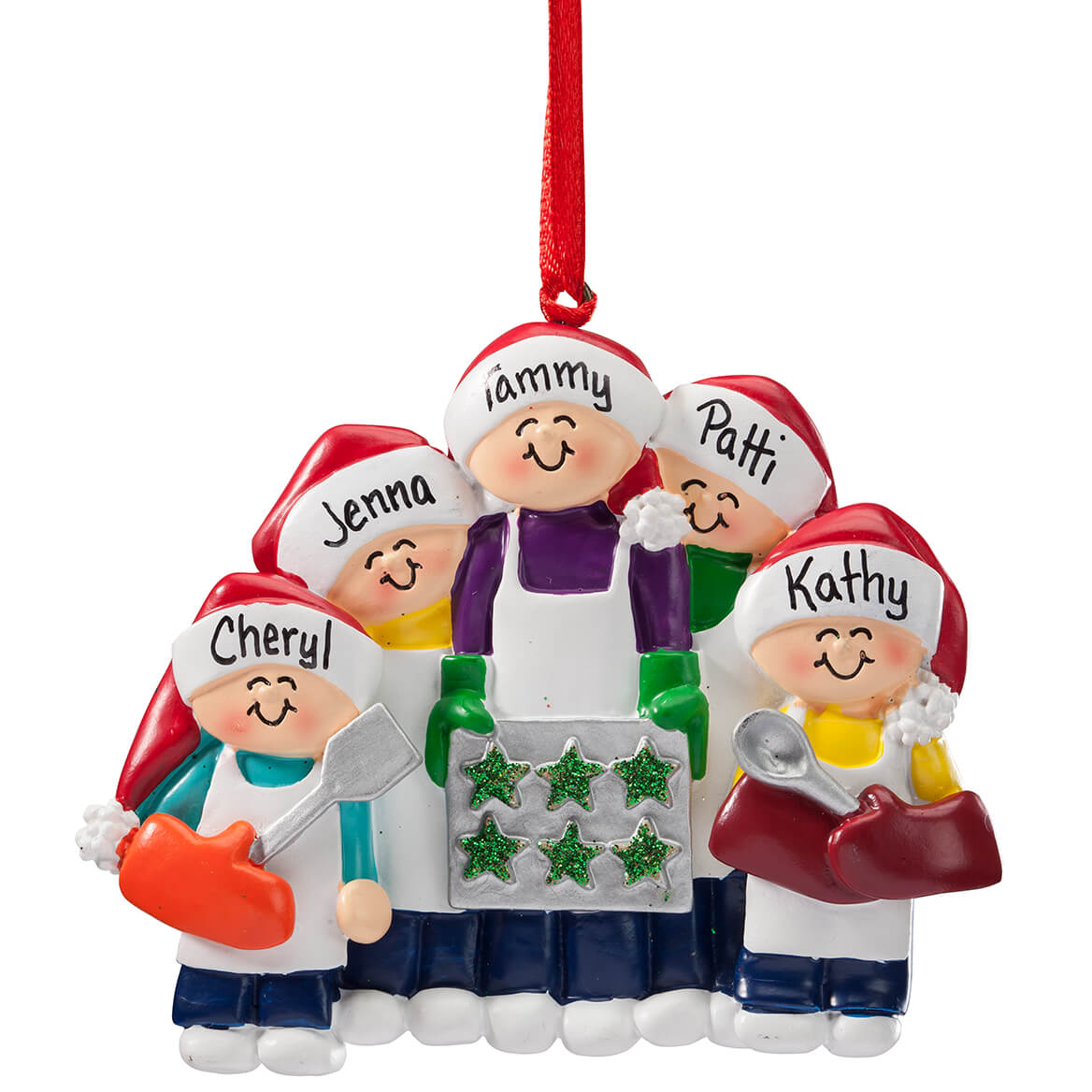 Christmas Ornaments With Names On Them.Personalized Ornaments Miles Kimball